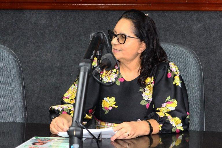 Prestação de contas na rádio Cultura dos Palmares