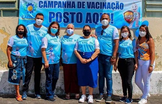 Dia D de Vacinação Contra a Influenza
